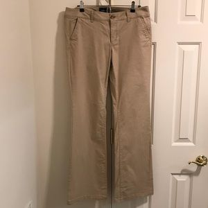 Women's American Eagle khaki pants